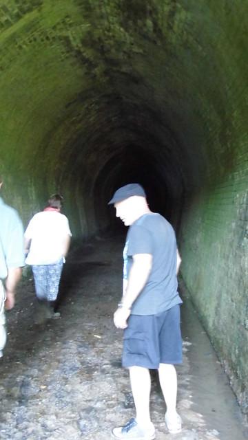 Tunnel at Wingatui 28 Feb 2016 (3)