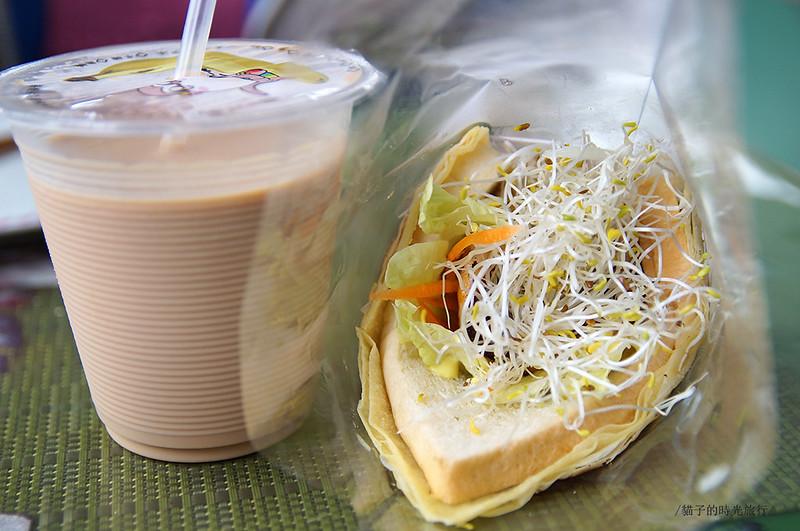 雲林虎尾_甜甜早餐概念屋