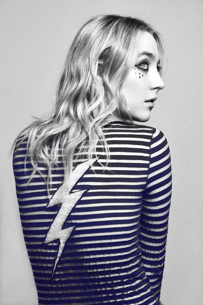 Сирша Ронан — Фотосессия для «Flaunt» 2016 – 12