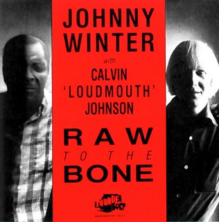 Johnny Winter's Raw To The Bone