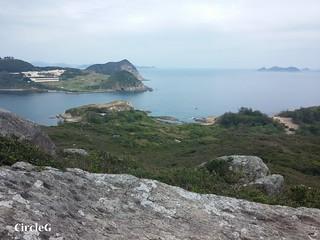 CIRCLEG 圖文 東龍島 遊記 一天遊 香港 西灣河 船 (23)