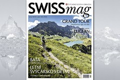 SWISSmag č. 14 - jaro/léto 2016