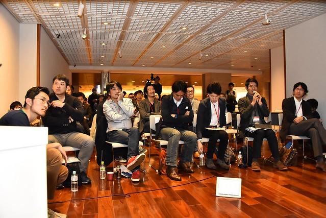 Session 1-D 新たな分野を切り開く ::ICC TOKYO 2016「スタートアップカタパルト」