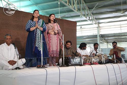 Devotional song by Navroop and Vishwapreet