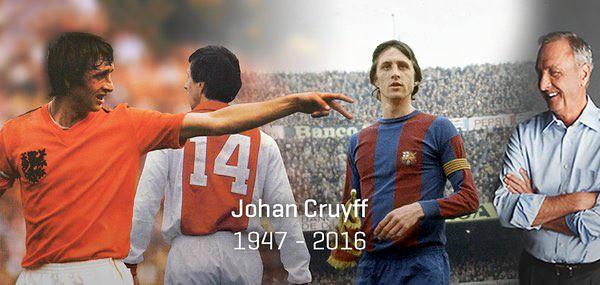 Johan Cruyff DEP