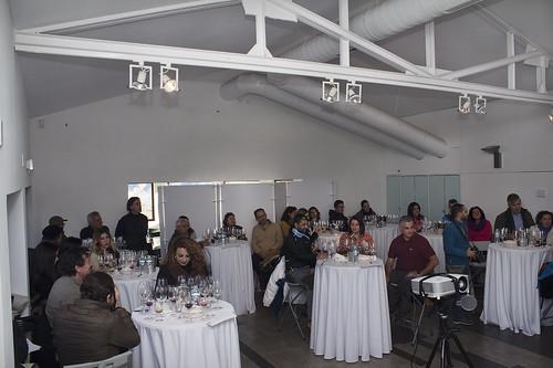 La cata de vinos más alta de España - segunda edición
