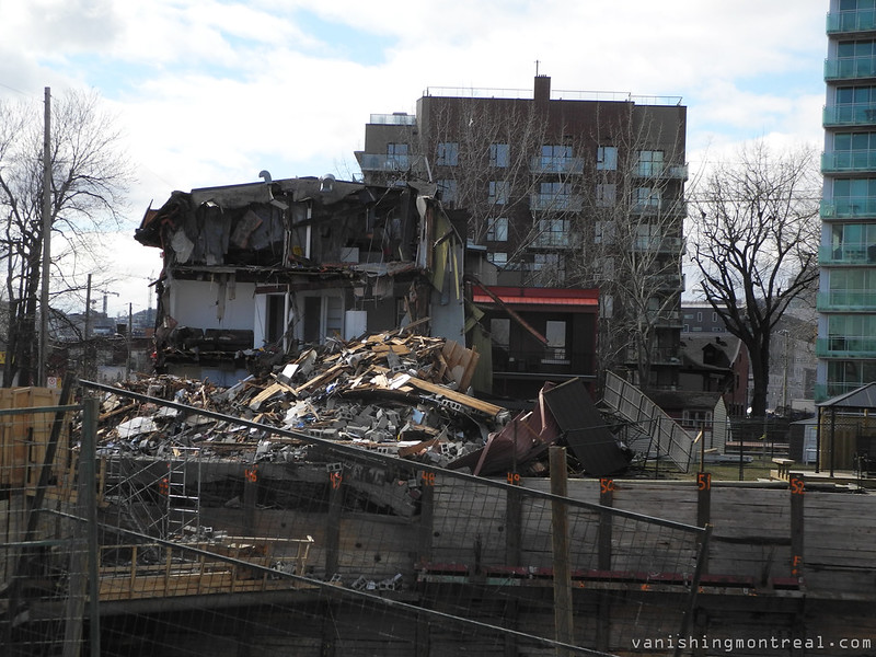 Demolished co-op Griffintown 11