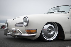Laid Out Volkswagen  Karmann Ghia