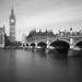 Thames and big ben by biotecbob