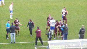 FC Carl Zeiss Jena - BFC Dynamo by ALLESFAHRER