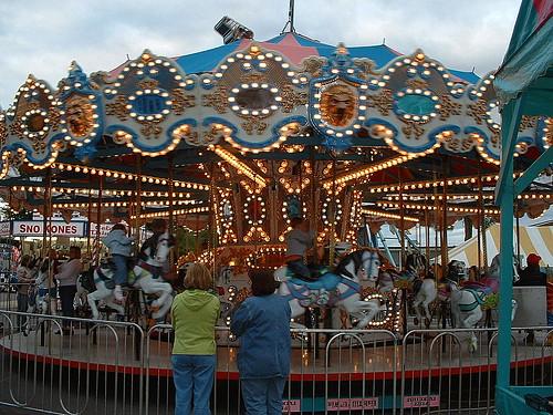 carnival horses horse festival wisconsin ride jenny carousel fair ap edgar midway fieldday merrygoround wi amusements carnivalride thrillride amusementride fairride marathoncounty mechanicalride amusementdevice apshows apcarnival apenterprises aprides edgarfiremenhomecomingcelebration