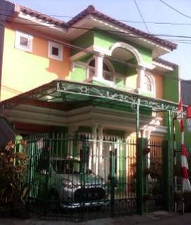 Di Jual Cepat Rumah Mewah 2 Lantai Lokasi Strategis Cengkareng Jakarta Barat Rp 1.6 M (10)