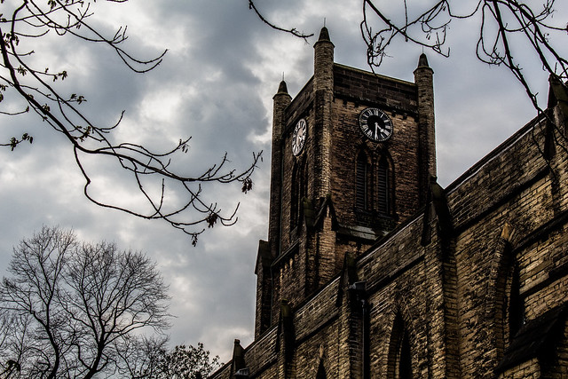 Church Tower Branches [11/30]