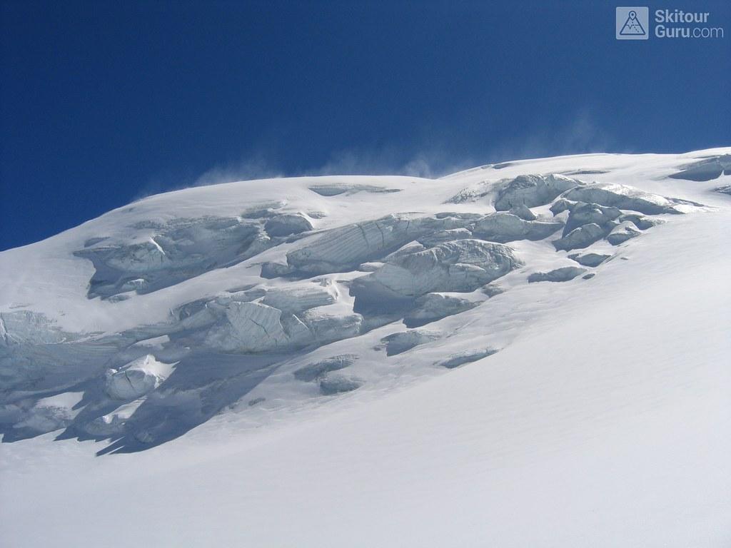 Strahlhorn Walliser Alpen / Alpes valaisannes Schweiz foto 09