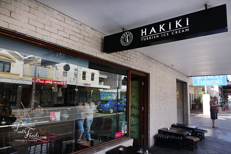 hakiki turkish ice cream enmore