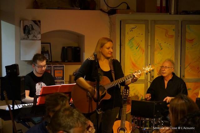 Concert à L'Acoustic - Guest Arnaud Ribot