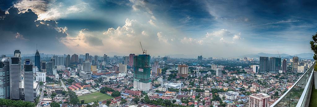 Быстро-быстро в Куала Лумпур