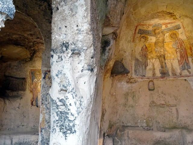 Matera - Chiesa di Madonna delle Virtu (225)