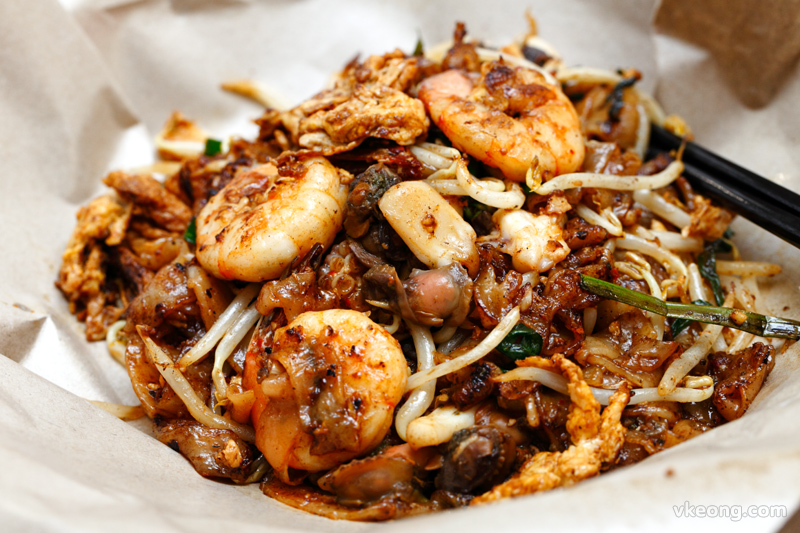 Sisters Special Seafood Char Koay Teow