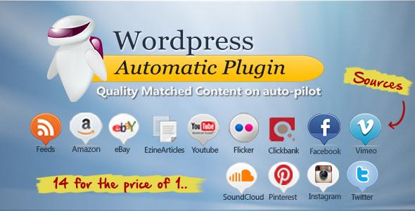 WordPress Automatic Plugin v3.24.0