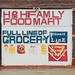 H&H Family Food Mart (Detail) by metroblossom