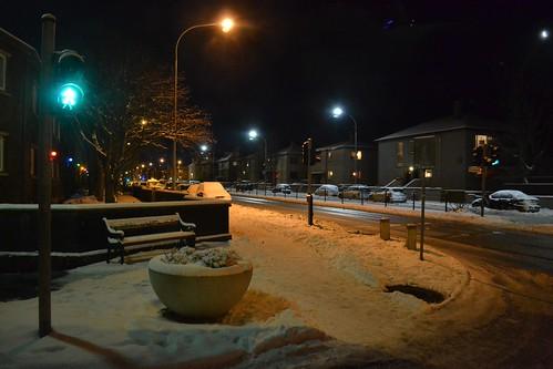 Reykjavik, 9:00am :)