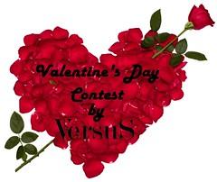 Valentines' Day Versus Contest Logo