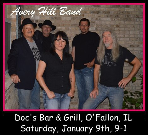 Avery Hill Band 1-9-16