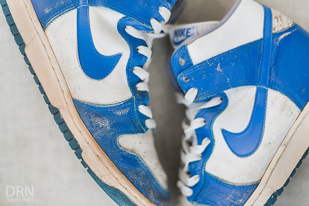 1985 Kentucky Dunk High's.