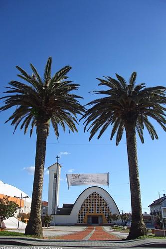 Igreja Matriz de Bustos - Portugal