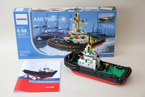Building set ASD 1