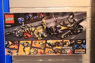 LEGO DC Comics 76055 Batman Killer Croc Sewer Smash 02