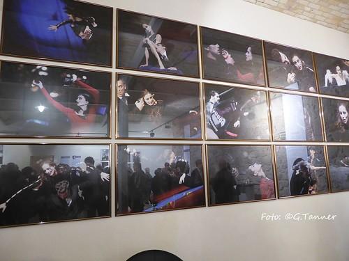 Lulu- Ausstellung in der Galerie F2 in Halle