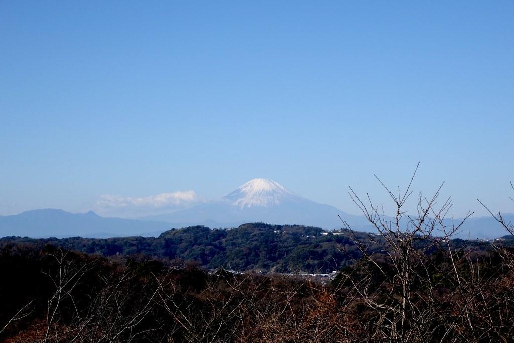 Mt. Fuji, Kamakura, Japan