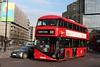 London General Borismaster LT 502 (LTZ 1502) at Warren Street, 16/01/2016