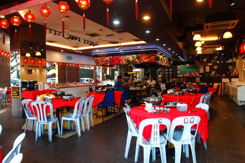 QQ BBQ Steamboat Buffet Restaurant