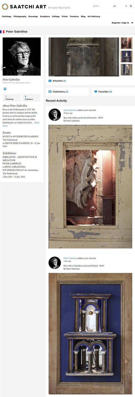 'Peter Gabriëlse I Saatchi Art' - www_saatchiart_com_petergabrielse