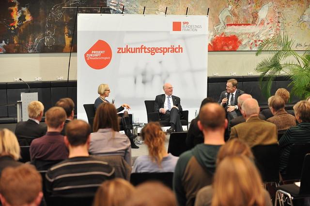 Zukunftsgespräch - Volk ohne Wähler - am 18.02.2016