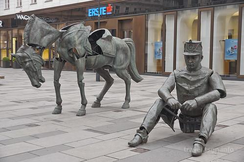 【写真】東欧周遊 : ウィーン・旧市街