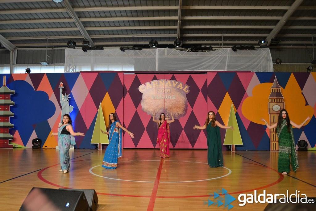 Gala infantil del Carnaval
