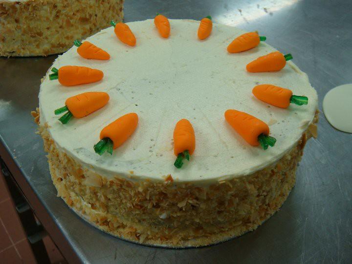 Carrot Cake Kuching Fresh Carrots Only