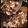 #homemade #SweetPotato #SheppardsPie #CucinaDelloZio - add the mushrooms