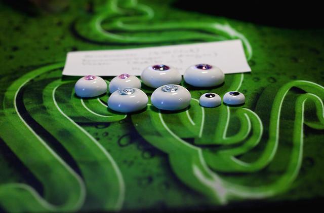 handmade eyes for sale