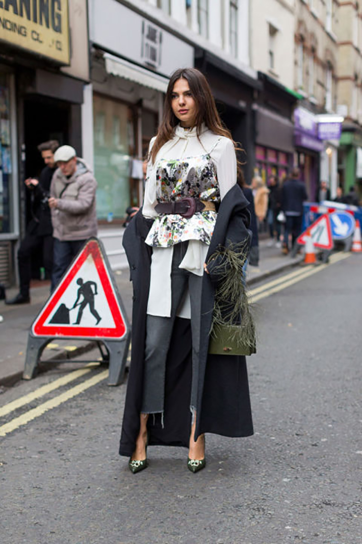 London Fashion Week Streetstyle7