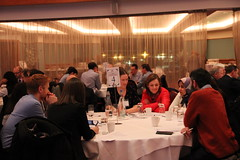 Attendees debate the role of clinical research in practice