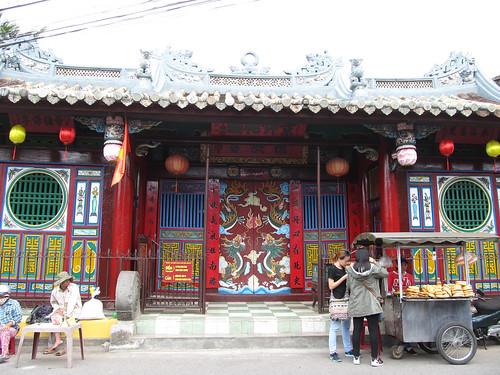 Hoi An: le Temple Quan Công