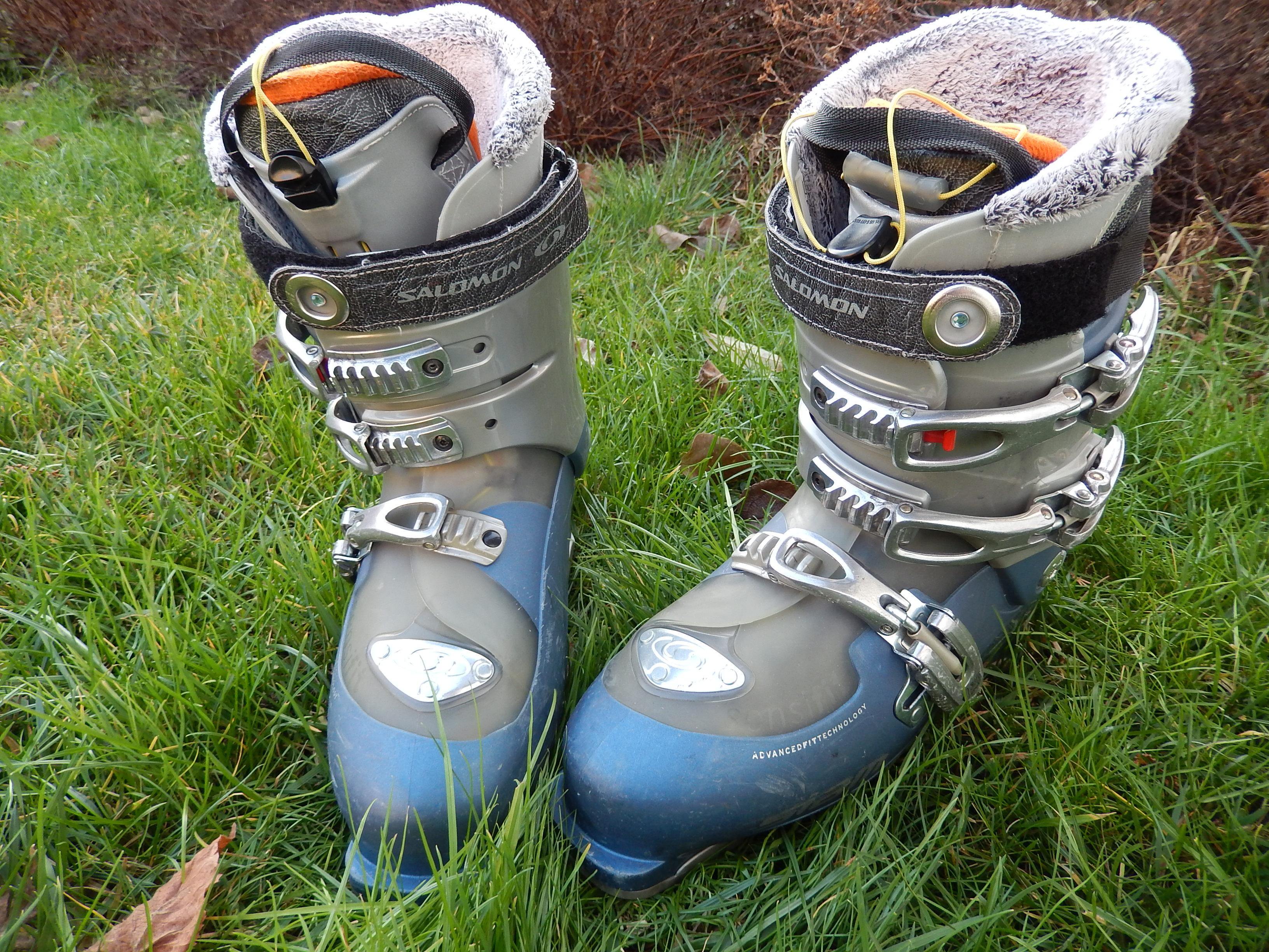 9b7b2d36f22 Dámské lyžařské boty SALOMON Siam 8.0 - Bazar - SNOW.CZ