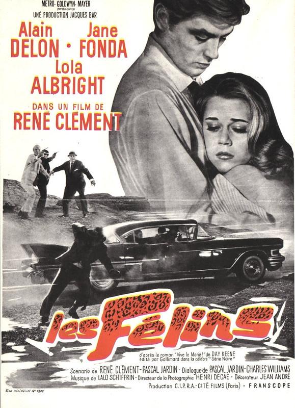 Les Félins - Poster 1