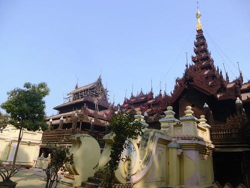 M16-Mandalay-Quartier des moines-Monastere (9)