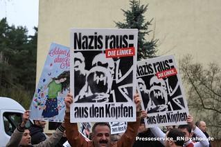 2016.02.06 Plattenburg OT Gloewen Neonaziaufmarsch und Proteste (99)